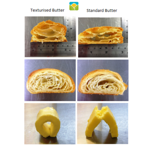Texturised Butter
